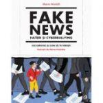 Fake news, hateri și cyberbullying - Mauro Munafo
