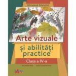Arte vizuale si abilitati practice. Manual pentru clasa a IV-a - Ana Maria Stan
