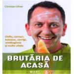 Brutaria de acasa. Chifle, cornuri, batoane, covrigi - Christian Ofner