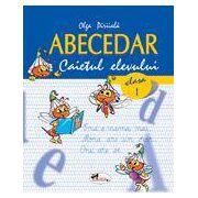 Abecedar - Caietul elevului