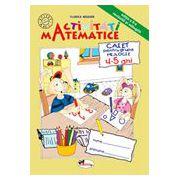 Activitati Matematice - Grupa mijlocie 4-5 ani