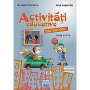 Activitati educative obligatorii - Clasa a IV-a