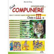 Caiet de compunere - Clasa a III-a