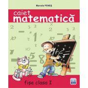 Caiet de matematica - Clasa I