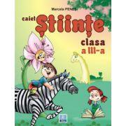 Caiet de stiinte - Clasa a III-a