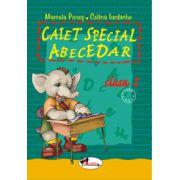 Caiet special - abecedar (Elefantel)