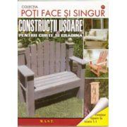 Constructii usoare pentru curte si gradina