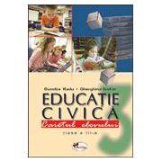Educatie Civica - Clasa a III - a - Caietul elevului