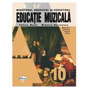 Educatie Muzicala - Manual pentru clasa a X-a