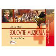 Educatie Muzicala - Caietul elevului - Clasa a IV-a