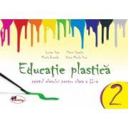 Educatie plastica pentru clasa a II-a - Caiet format mic - Editia a II-a