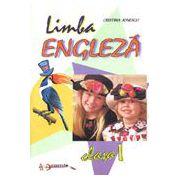 Limba Engleza - clasa I