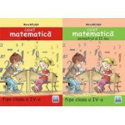 Set Caiet Matematica - Semestrul I - II ...Clasa a IV-a