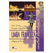 Limba franceza clasa a IV-a - Caietul elevului