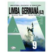 Limba germana - Manual pentru clasa a IX-a