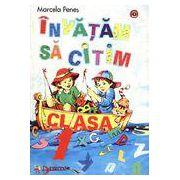 Invatam sa citim - clasa I