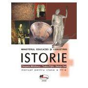 Istorie – manual clasa a IV-a