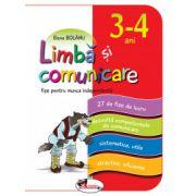 Limba si Comunicare - Fise pentru munca independenta - Grupa mica 3-4 ani