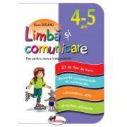 Limba si Comunicare - Fise pentru munca independenta - Grupa mijlocie 4-5 ani