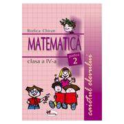 Matematica - Clasa a IV-a - Caietul elevului - Partea a II-a