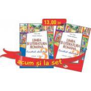 Set caiete Limba Romana pentru clasa a III-a - Semestrele I si II