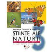 Stiinte ale Naturii – manual clasa a III-a