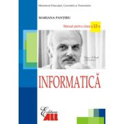 Informatica - Manual pentru clasa a XII-a