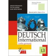 Limba Germana L3 - Deutsch International 3 - Manual pentru clasa a XI-a