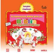 Biblia pe înţelesul copiilor - Să cunoaştem Biblia prin joc - Vol. 2