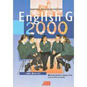 English G 2000 - Manual pentru clasa a V- a (a doua limba de studiu)