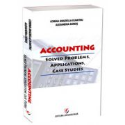 Accounting - Solved problems, applications, case studies