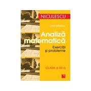 Analiza matematica - Exercitii si probleme - Clasa a XII-a