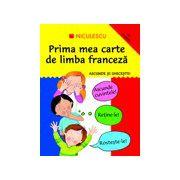 Ascunde şi ghiceşte - Prima mea carte de limba franceză