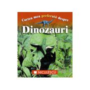 Cartea mea preferata despre DINOZAURI