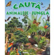 Cauta animalele din jungla
