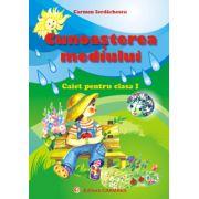 Cunoasterea mediului - Caiet - Clasa I