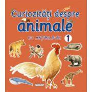 Curiozitati despre animale cu abtibilduri - 1