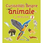 Curiozitati despre animale cu abtibilduri - 2
