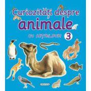 Curiozitati despre animale cu abtibilduri - 3