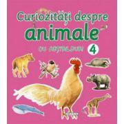 Curiozitati despre animale cu abtibilduri - 4