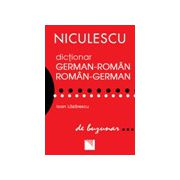 Dictionar german roman - roman german de buzunar