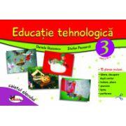 Educatie Tehnologica pentru clasa a III-a + planse