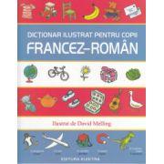 Dictionar ilustrat pentru copii Francez-Roman