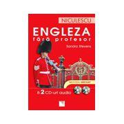 Engleza fara profesor & 2 CD-uri audio - Metoda instant