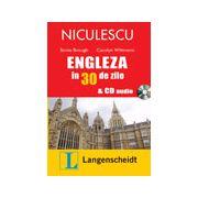 Engleza in 30 de zile - CD audio