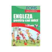 Engleza pentru cei mici & CD audio