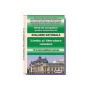 Ghid de pregatire pentru examenul de EVALUARE NATIONALA 2012 - Limba Romana