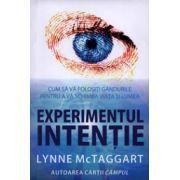 Experimentul intenţie