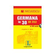 Germana în 30 de zile - CD audio