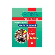 Invata singur limba spaniola (incepatori) - 4 CD-uri audio